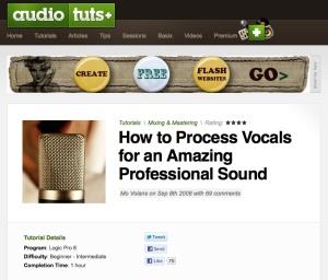 Audiotuts+